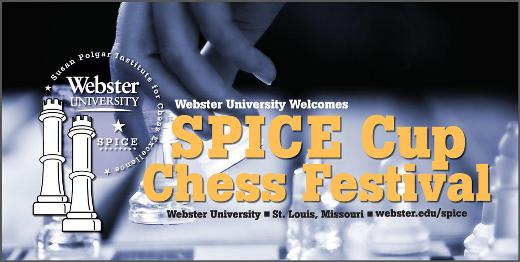 SPICE Cup Chess Festival