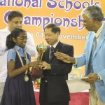 Under-11 Winner Vaishali R