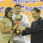 Under-17 Girls Winner Anjana Krishna