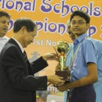 Under-17 Open Winner Chaithanyaa K G