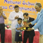 Under-7 Open Winner Praggnanandhaa R