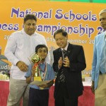Under-9 Open Winner Harshavardhan G B