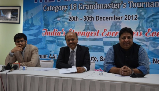 AICF-AAI Cup press conference