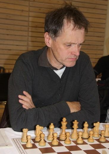 GM Helgi Olafsson of Vestman Islands Club