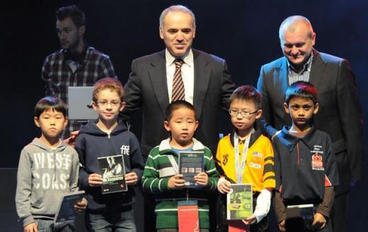 Garry Kasparov Maribor
