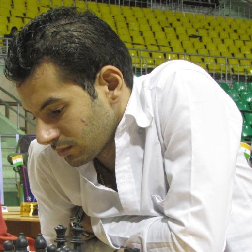 Grandmaster Ahmed Adly (Egypt)