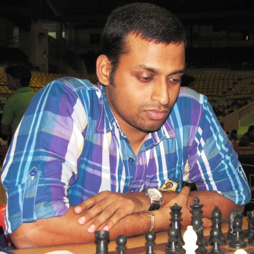 Grandmaster M R Venkatesh