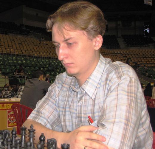 Grandmaster Oleksienko Mikhailo (Ukraine)