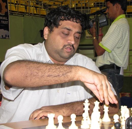 Grandmaster R R Laxman