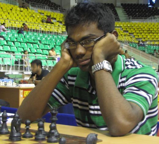 Grandmaster SP Sethuraman