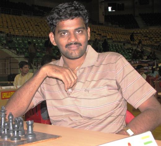 International Master Elect Ram S Krishnan