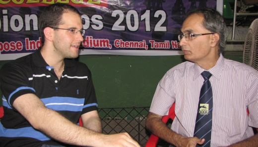 Interview with GM Pablo Lafuente