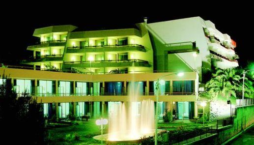 Nyala Suite Hotel in San Remo