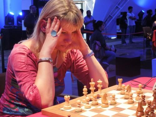 Olga Alexandrova (España)