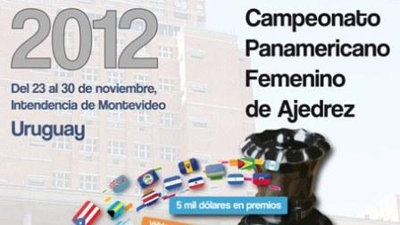 Panamerican Women's Chess Championship 2012