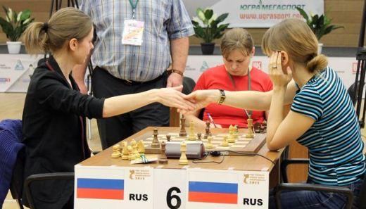 Tatiana and Nadezhda Kosintseva