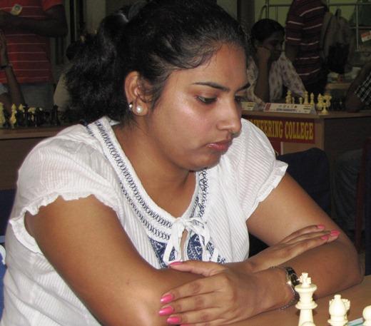Woman Grandmaster Mary Ann Gomes