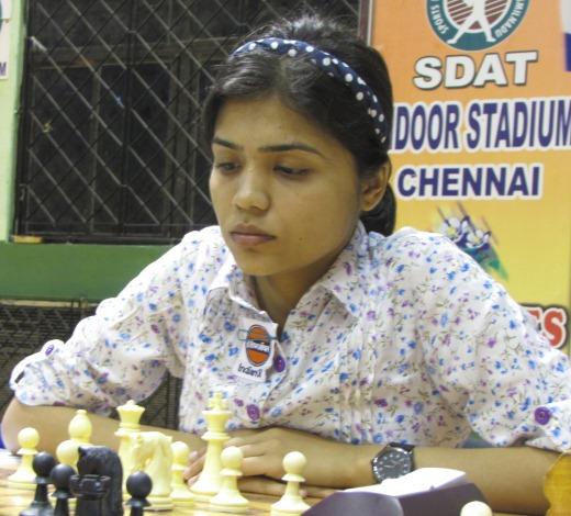 Woman Grandmaster Sowmya Swaminathan