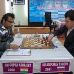 Abhijeet Gupta & Alekseev Evgeny