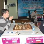 Alekseev Evgeny & Wojtaszek Radoslaw