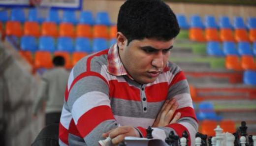 Asghar Golizadeh, new champion of Iran