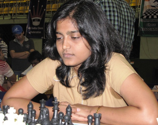 Chadika Divyasree - 2nd Woman International Master Norm performance