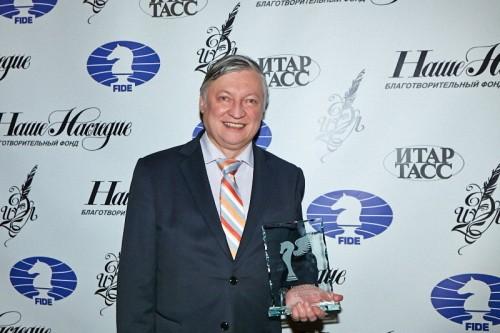 12th World Champion Anatoly Karpov