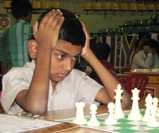 L N Ram Aravind