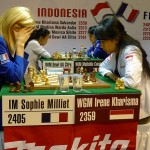 MAKITA Women Match Indonesia - France 2