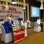 MAKITA Women Match Indonesia - France 3