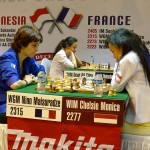 MAKITA Women Match Indonesia - France 6