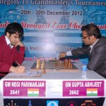 Parimarjan Negi & Abhijeet Gupta