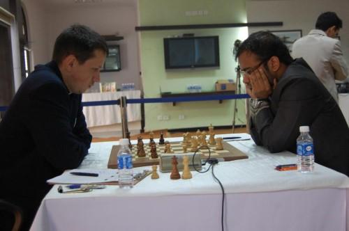 Radoslaw Wojtaszek & Abhijeet Gupta