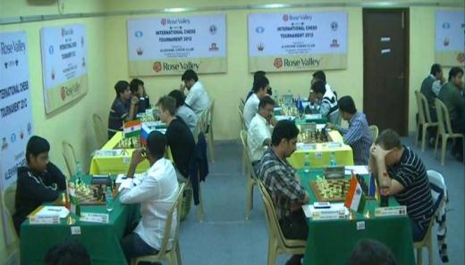 Rose Valley Open International Chess Tournament R3