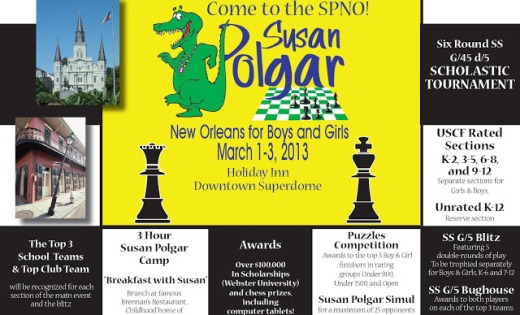 SPNO Boys & Girls Championships in New Orleans
