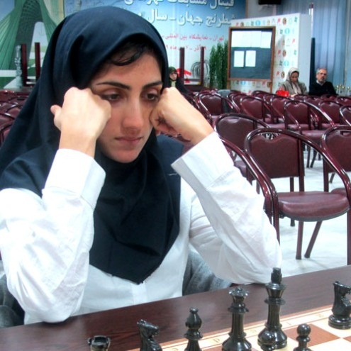 Shayesteh Ghaderpour (2nd Place)