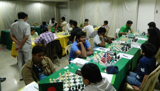 Rose Valley Open International Chess Tournament