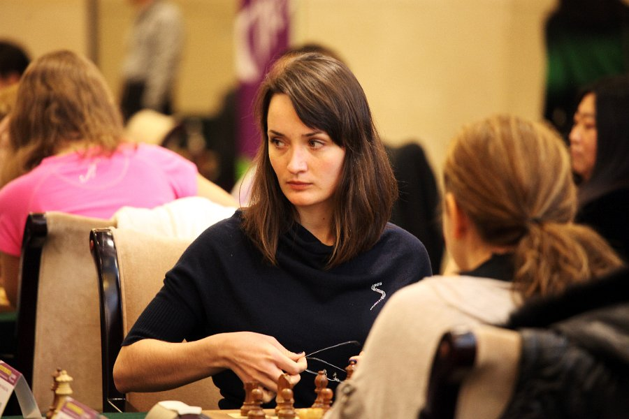 Laurent Fressinet and Kateryna Lahno are Mind Games Rapid ...