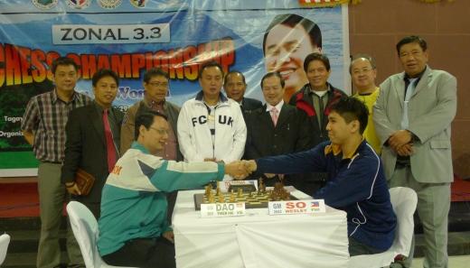 Asian Zone 3.3 Championships