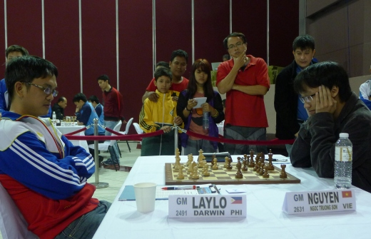Darwin Laylo - Nguyen Ngoc Truong Son