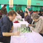 GM Henrik Teske of Germany and GM Raset Ziatdinov of USA
