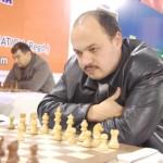 GM Marat Dzhumaev of Uzbekistan