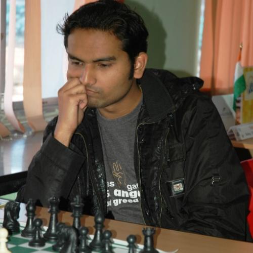 Grandmaster-elect Swapnil S Dhopade