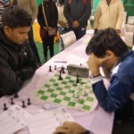 IM Ankit Rajpara and IM Shyam Sundar