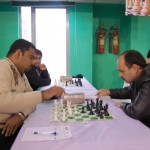 IM K Rathnakaran and GM Marat Dzhumaev