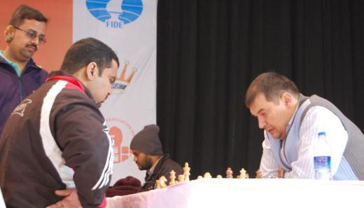IM Rathnakaran and Aleksej Aleksandrov