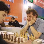 IM Vakhidov and GM Henrik Teske