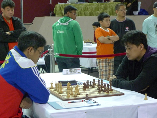 Laylo - Megaranto, Battle of Former Zonal Champs
