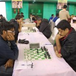 Rakesh Kulkarni and GM Laxman R R