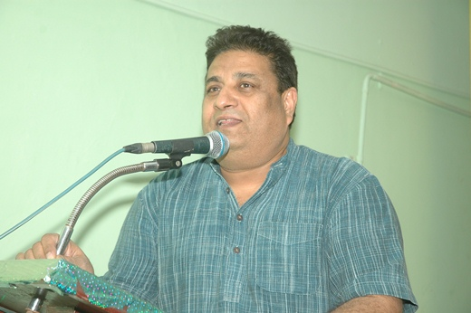 Special address by Bharat Singh Chauhan, Honorary Secretary, All India Chess Federation